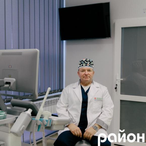 У луцькій клініці «Біхелсі» приймає онкогінеколог